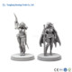 Custom Manufacture Fantasy Board Game Miniatures Figures Pieces