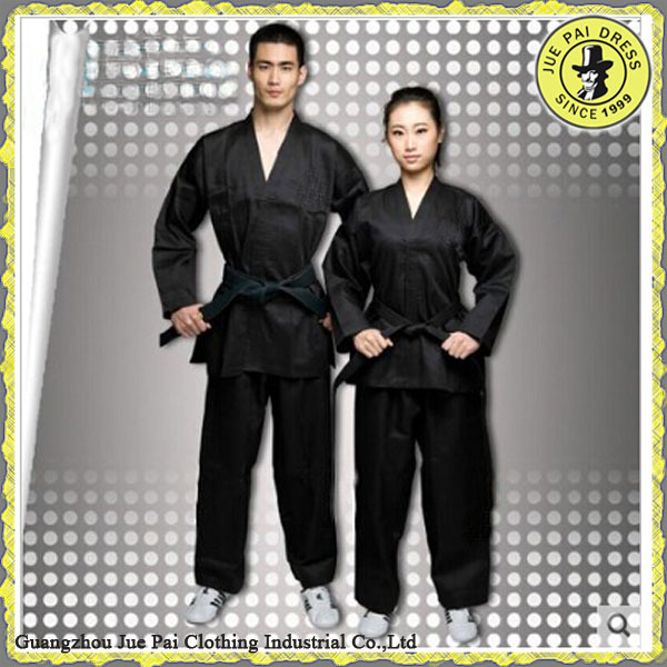 Black Taekwondo Uniform,Taekwondo Suits,Taekwondo Dobok