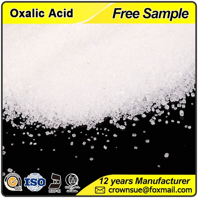 Nice Quality Oxalic Acid C2H2O4 with best price