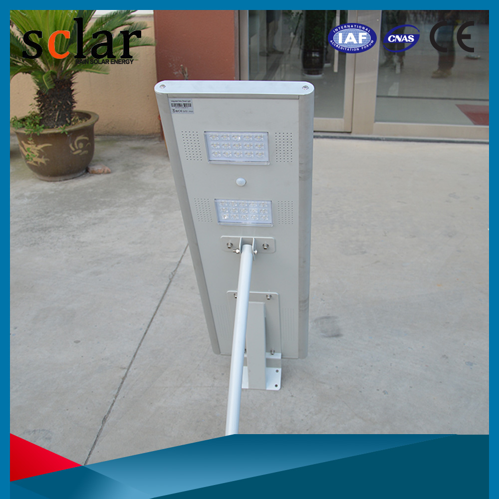 Fashion Integared Style With Rohs/Ip65 Apporve New Lamp Integrated Light SolarLed Street Lights