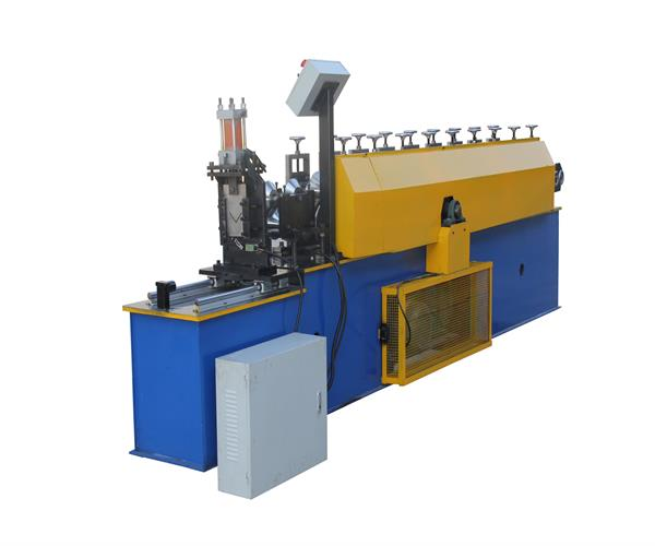 high speed mesh angle steel and angle bead roll forming machine