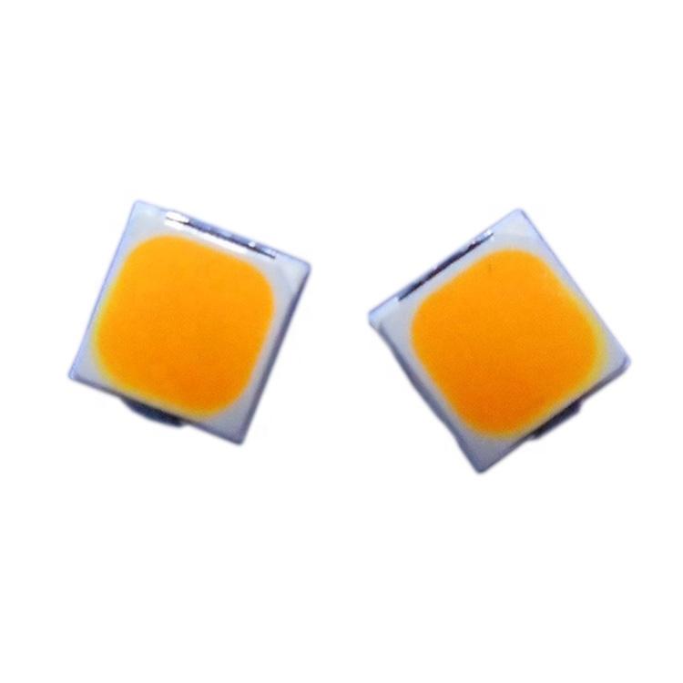 High Luminous smd led 3030 Amber(Double Chip)1W 1800-1900K 90-100lm 6-6.5v 3mm wide smd led strip amber white led par light lamp