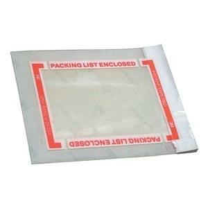 Packing List Envelope, 6 In H, PK5000