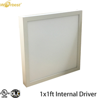 Internal Driver 10w Dimmable 300x300mm LED Panel Light for Ceiling Mount
