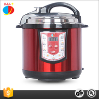 Electric Kitchen Appliance Cooking Stainless Steel 5L Electrical Pressure Cooker