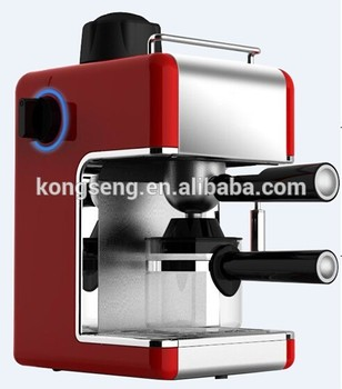 2018 Hot sell 3.5bar Espresso coffee Maker 4 cups CE EMC CB GS