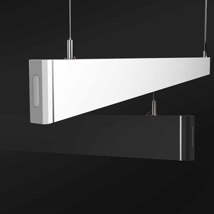 5 Years Warranty 18W Linear Pendant Light Modern For Office