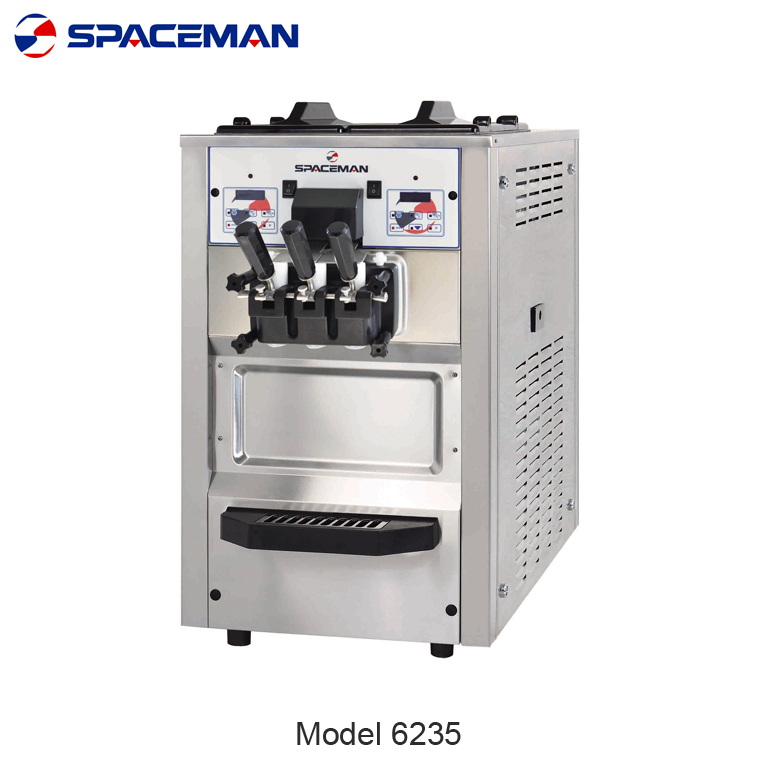 soft serve ice-cream machine Rocket italian ice cream machine for sale