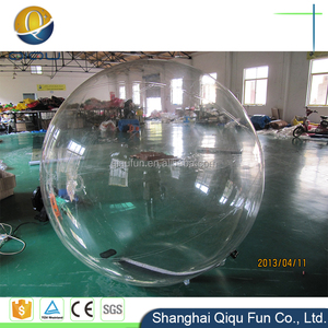 2017 aqua EN15649 transparent summer playing most popular toys walk on inflatable walking water ball for summer kids