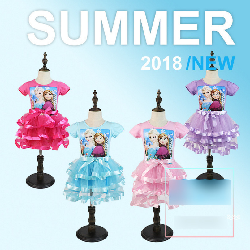 Elsa Frozen Tutu Dress Suppliers And Manufacturers At Alibaba