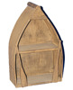 Handmade wooden boat shape wooden toys wholesale