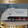 dongfeng 4x2 compacted garbage truck 15m3 refuse compress truck for sale