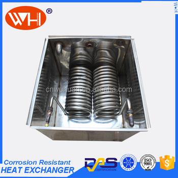 Изготовление теплообменников на заказ из меди Пластины теплообменника Funke FP 120 Электросталь