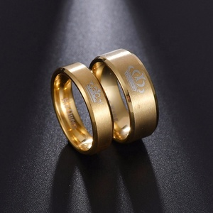 da3fff60e9 King Crown Ring Wholesale, Crown Ring Suppliers - Alibaba