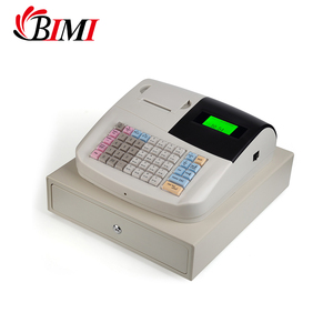 2018 hot selling electronic cash register with VAT function for every items cashier machine