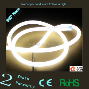 Decorating Flexible Low Voltagle Led Rope Neon Light For Neon Signs