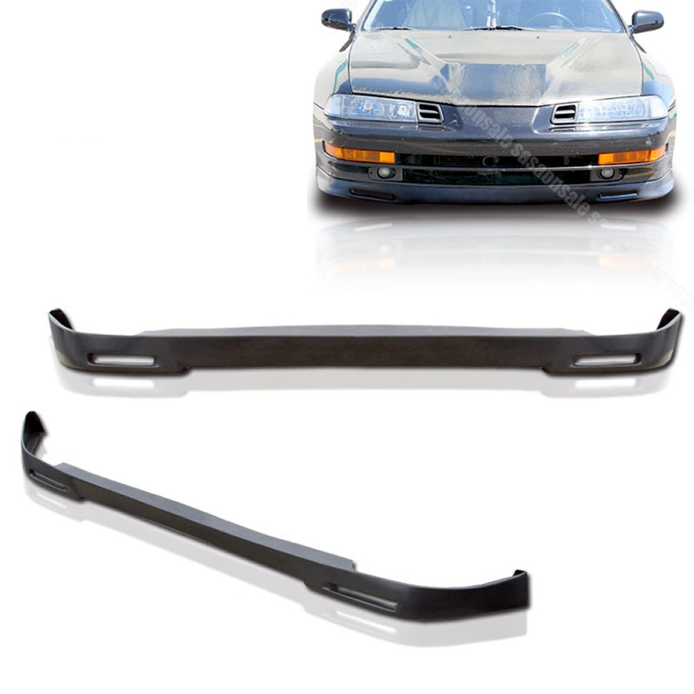 Cheap Prelude Suspension Find Deals On Line At 1992 Honda Sway Bar Get Quotations New 92 96 P1 Style Pu Front Bumper Lip