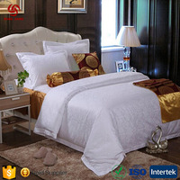 Custom 4pc Queen Size Bedding Set, Microfiber Satin Printing Bed Cover Sets