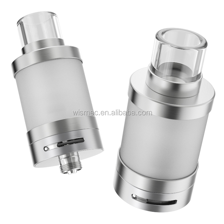 WISMEC Amor Atomizer sub ohm coil and large airflow control huge vapor 2.5ml tank