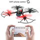 One Key Return Flying Tank Copter Drone With Camera 360 Rotate