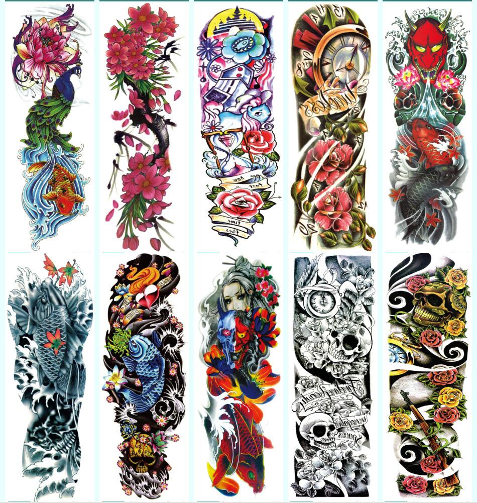 Inspiration Tato Batik Di Lengan Tangan Gambar Tato Gambar Tato