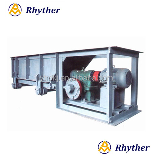 Hot Selling Ore Vibrating Chute Feeder for Mineral Processing