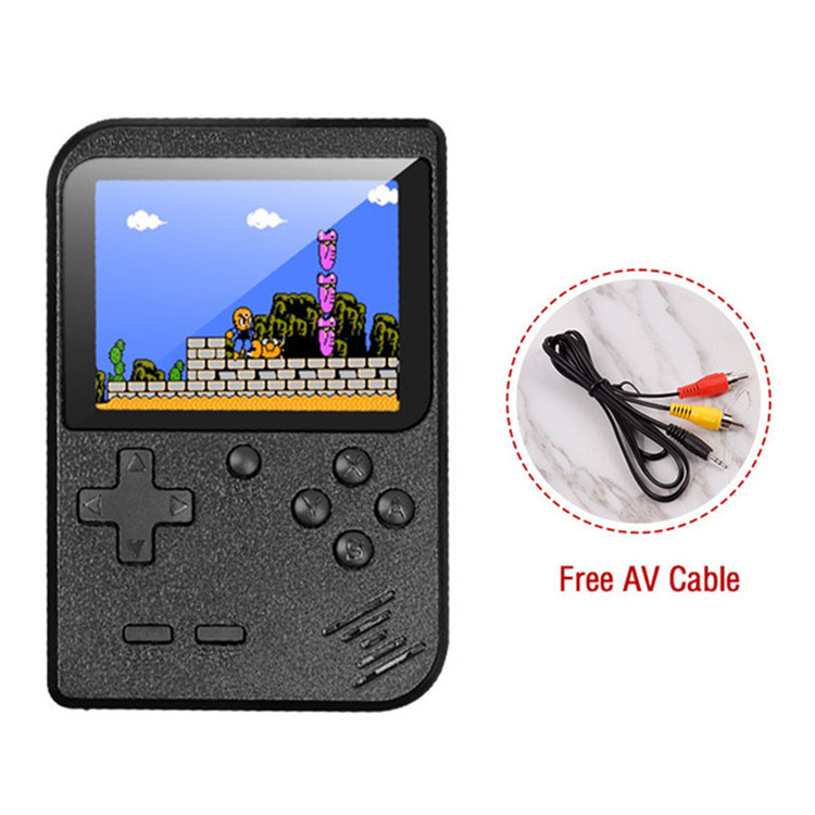2019 mini 3.0 Inch Color LCD Game Player for Child Gift