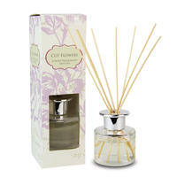 High Quality Fragrance Reed Diffuser With Glass Bottle Essential Oil Aroma Diffuser