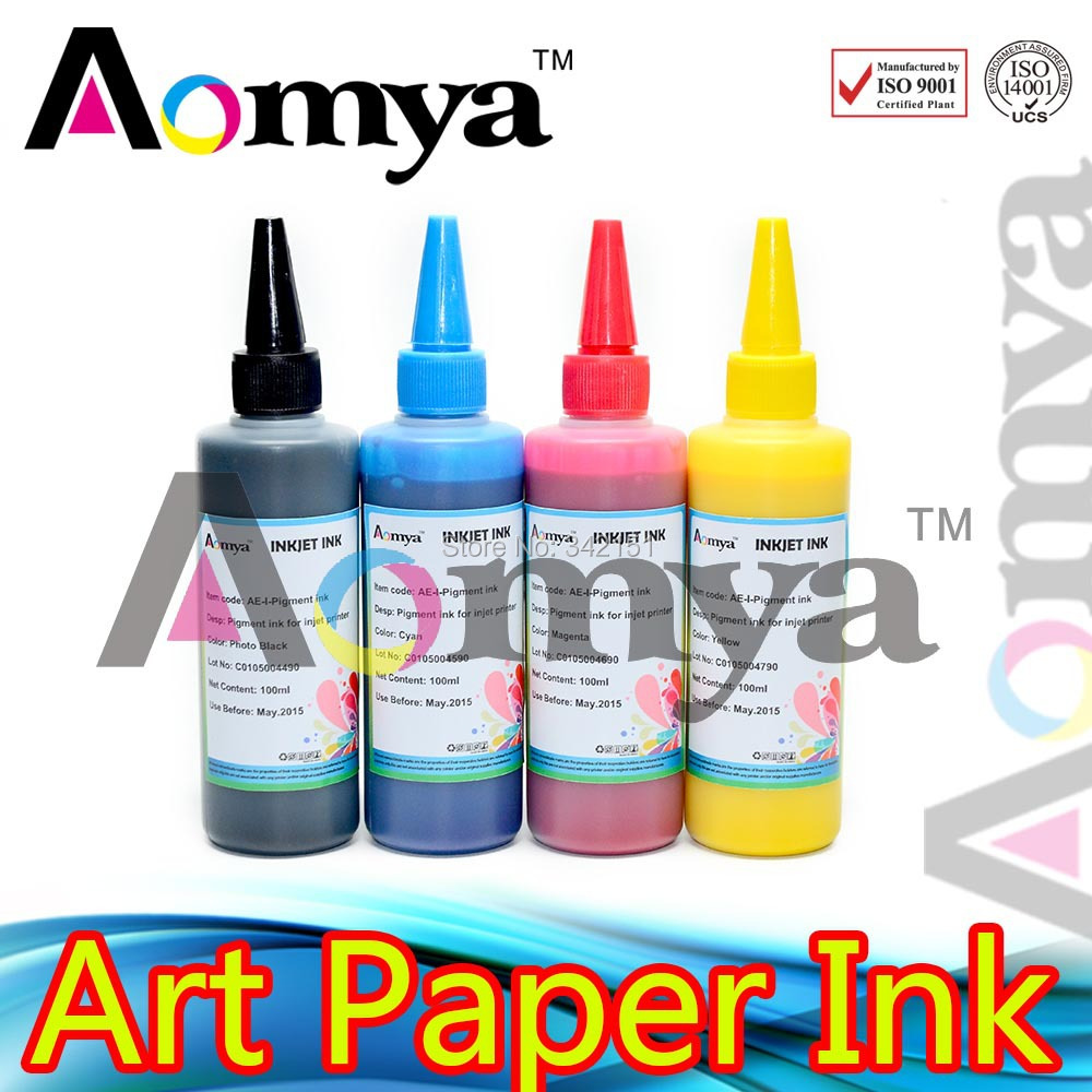Top Selling Free heating Art Paper inkjet Ink for Epson Printer 7100