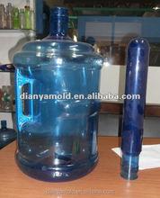 5 GALLON PET injection blow moulding machine,pure water bottle blowing machine,big plastic bottle blowing machine