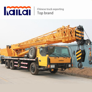 High Popularity QY25K 25 Ton Mobile Truck Crane