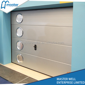 Top Quality Waterproof Residence Garage Door