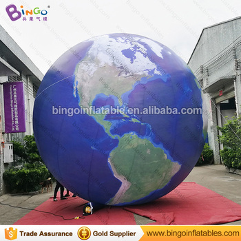 Giant inflatable earth globe air world map balloon with hd giant inflatable earth globe air world map balloon with hd printing gumiabroncs Images