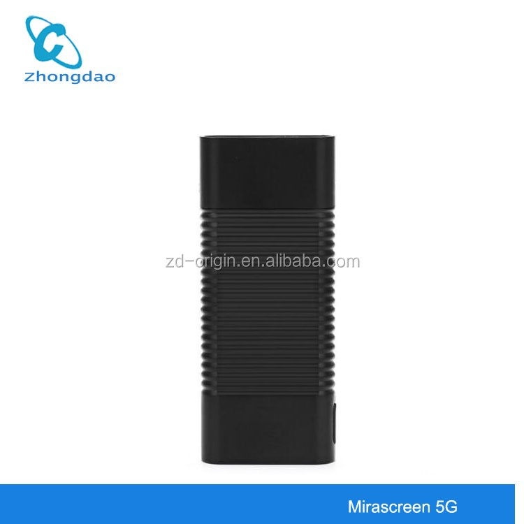 2017 MiraScreen OTA TV Stick Dongle 5G WiFi Display Receiver Better Than EZCAST DLNA Airplay Miracast Airmirroring Chromecast