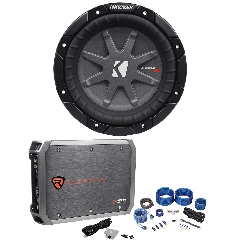 Buy Renegade REN1000S 850 Watt MONO 4-Ohm Car Audio Power Amplifier ...