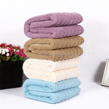 Solid Color Egypt Cotton Bath Towel For Home