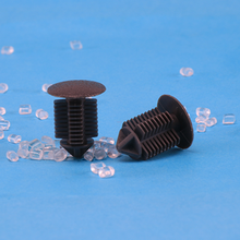 Factory supply top quality plastic fastener /auto christmas tree fasteners and clips for European cars retainer 061409