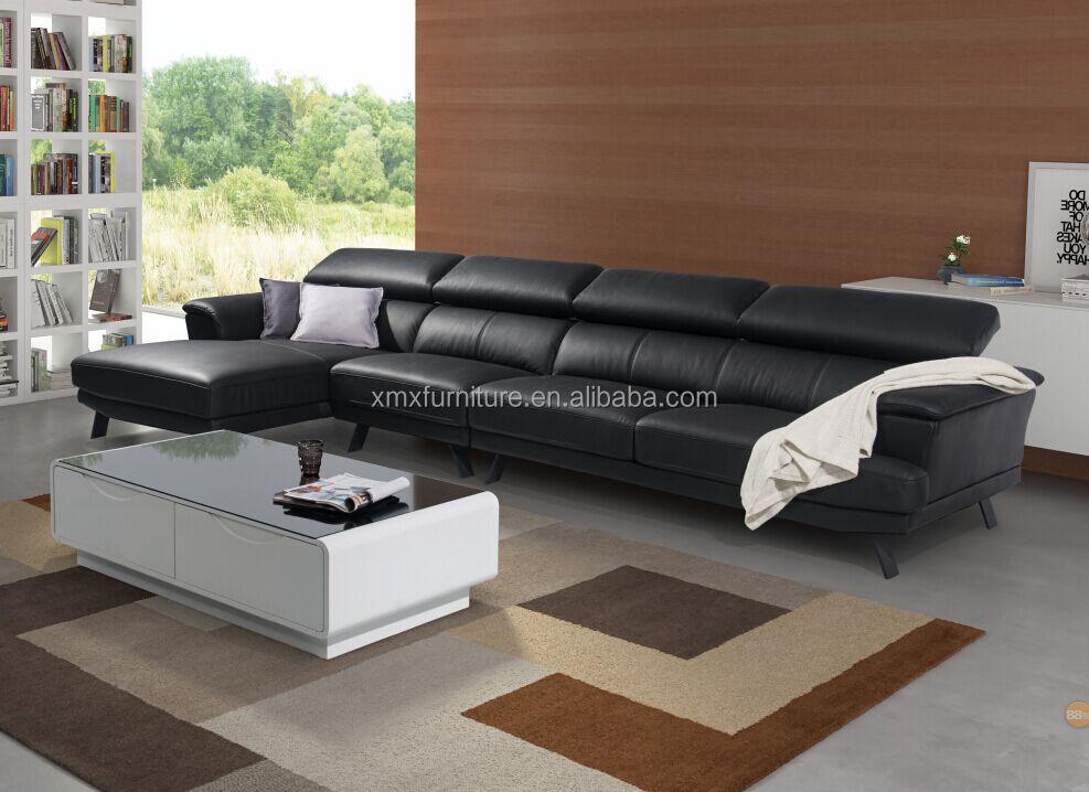 Função sofá mobília da sala de estar sofá de couro de luxo 3101 ...