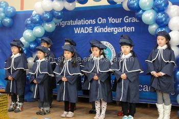 Gray Preschool Graduation Caps And Gowns Buy Gray Preschool