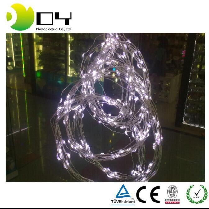 Super bright Battery Copper Wire colorful butterfly String Fairy Light garden for Xmas