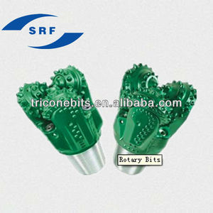 API 51/2 Metal or rubber sealed bearing kingdream rock drill bits with tungsten carbide inserts