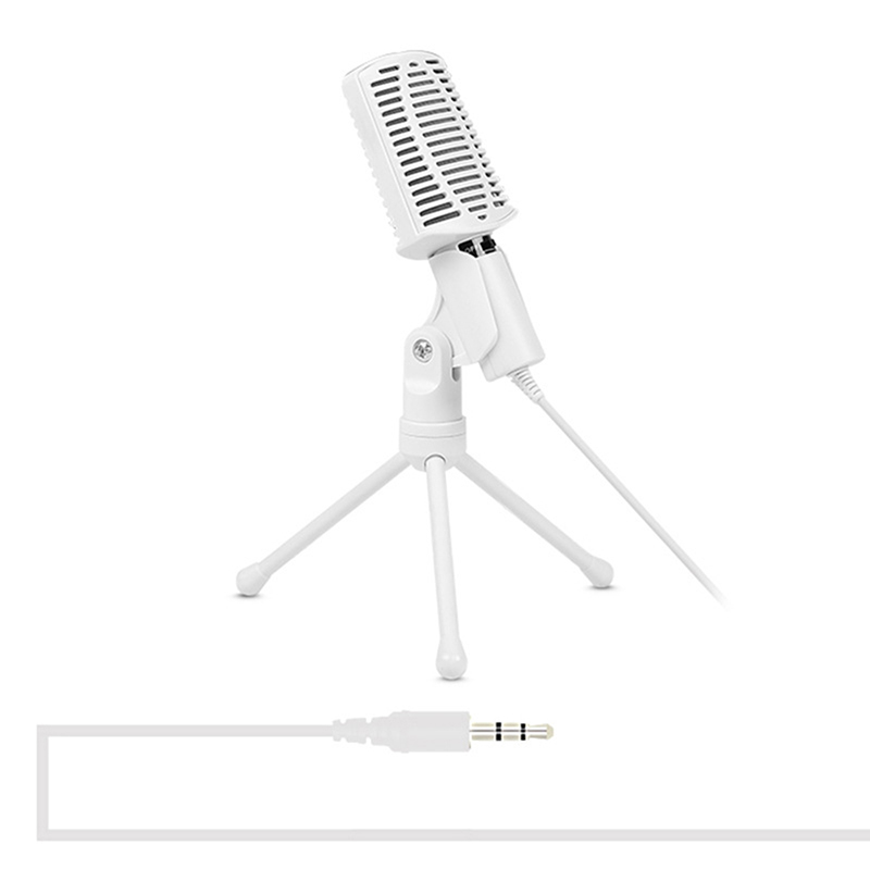 External Microphone For Laptop Eh017 Recordable Karaoke Microphone