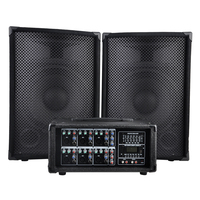 Accuracy Pro Audio Professional Sound System PPS612L