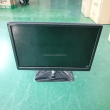 24 inch cheap lcd monitor with VGA,RCA,HD,BNC,USB input