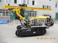 hydraulic slope protect and soil nailing drilling machine CTQ-Z138YA