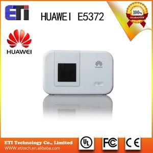 HUAWEI New Products E5372 HUAWEI Hot Sale E5372 huawei e5172 4G LTE  wireless router VOIP 4 LAN Interfaces