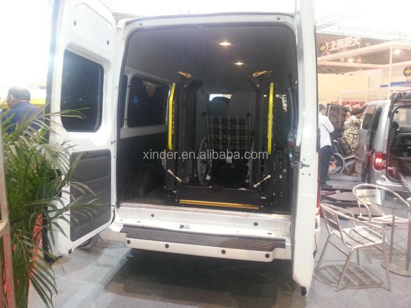 Electric Hydraulic Wheelchair Lift : Elektrische rolstoel wl d s hydraulische lift met ce
