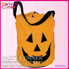 Factory Pumpkin Tote For Halloween