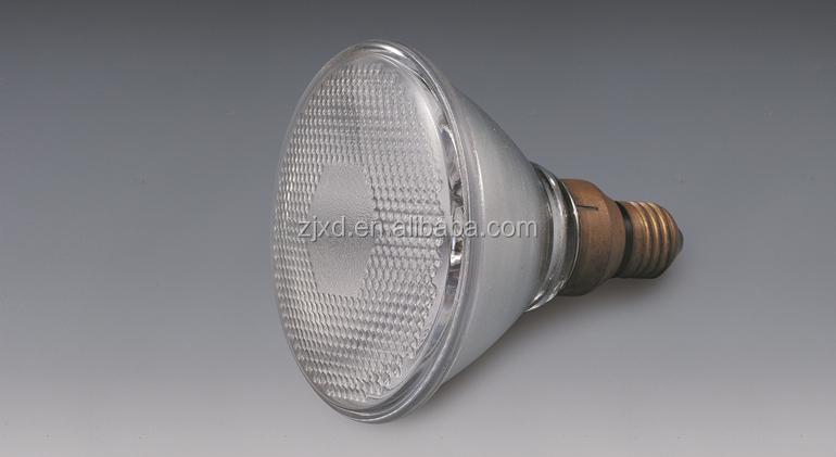 110v/220v 150w-250w E27 Par38 Infrared Lamps
