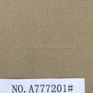 wholesale low price 10oz 100% cotton canvas fabric in stock